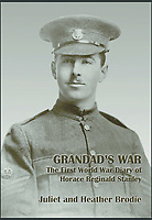 Grandfathers Great War diary turned into a book.