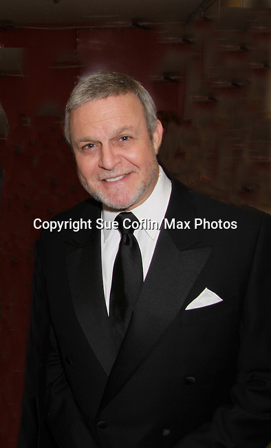 """Guiding Light's Ron Raines """"Alan Spaulding"""" was master of ceremonies at """"Union Women at Work: Inspiration In Motion"""" on March 5, 2012 at Theatre at Saint Peter's Church - Home of The York Theatre, New York City, New York which was Sponsored by Actors' Equity Associations Eastern EEO Committee.  The event was an Equity event in celebration of Womens History Month.  (Photo by Sue Coflin/Max Photos)"""