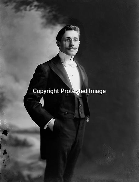Lewis Peter Litzinger, Sr.  - taken 1901-1903<br /> <br /> Photo by C.M. Bell Studio<br /> <br /> Conrad&gt;Leonard&gt;Anthony&gt;...Lewis Peter