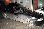 Cars broken into in Abbey car park 23-09-11