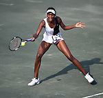 Venus Williams at the Family Circle Cup in Charleston, South Carolina on April 5, 2012