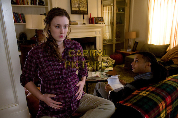 Ashley Johnson & Brandon Jay McLaren.in The Killing (Season 1).*Filmstill - Editorial Use Only*.CAP/FB.Supplied by Capital Pictures.