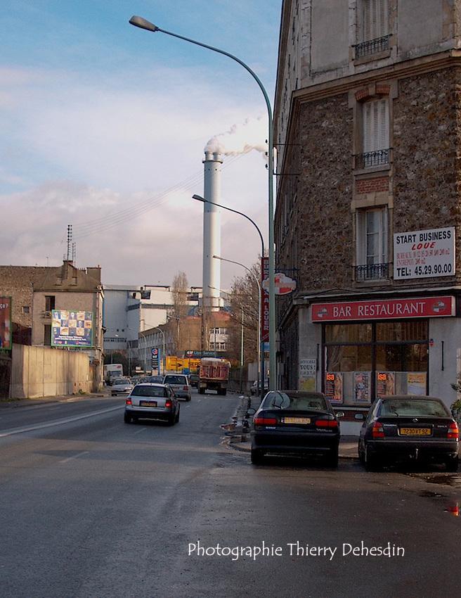 Issy les Moulineaux, 2000, Quai de la bataille de Stalingrad