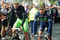 Nairo Quintana (COL)<br /> <br /> 2013 Tour of Britain<br /> stage 6: Sidmouth to Haytor (Dartmorr): 137km