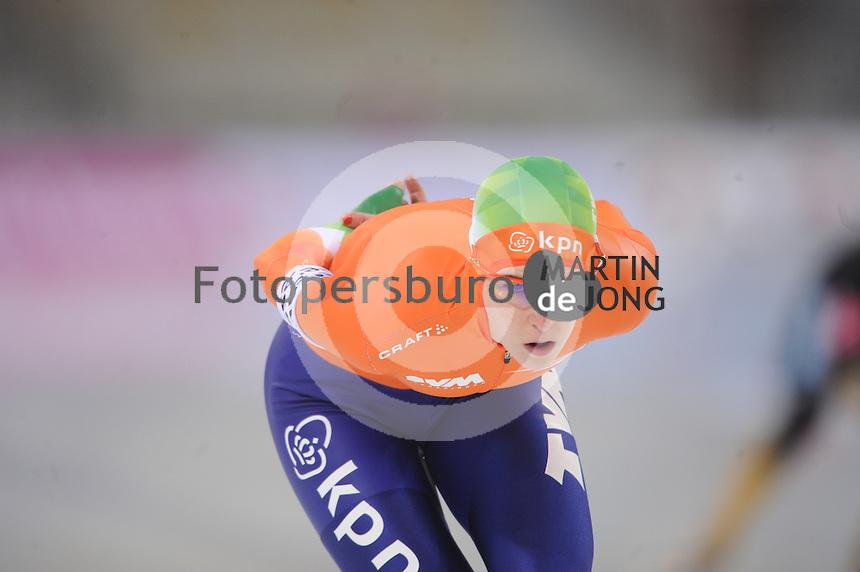 SPEEDSKATING: SOCHI: Adler Arena, 23-03-2013, Essent ISU World Championship Single Distances, Day 3, 5000m Ladies, Ireen Wüst (NED), © Martin de Jong