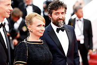 Rosalie Varda and Mathieu Demy attending the opening ceremony and screening of 'The Dead Don't Die' during the 72nd Cannes Film Festival at the Palais des Festivals on May 14, 2019 in Cannes, France