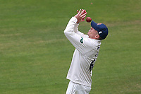 Peter Siddle of Essex puts down an opportunity to catch Keshav Maharaj during Essex CCC vs Yorkshire CCC, Specsavers County Championship Division 1 Cricket at The Cloudfm County Ground on 9th July 2019