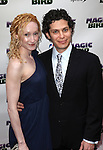 "Tommy Kail pictured at the ""Magic/Bird"" Opening Night Arrivals at the Longacre Theatre in New York City on April 11, 2012 © Walter McBride / WM Photography  Ltd."