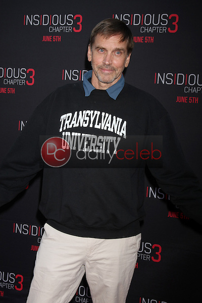 Bill Moseley at the &quot;Insidious Chapter 3&quot; Premiere, TCL Chinese Theater, Hollywood, CA 06-04-15<br /> David Edwards/DailyCeleb.com 818-249-4998