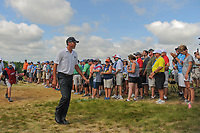 Matt Kuchar (USA) makes his way to the 7th tee during Saturday's round 3 of the 117th U.S. Open, at Erin Hills, Erin, Wisconsin. 6/17/2017.<br /> Picture: Golffile | Ken Murray<br /> <br /> <br /> All photo usage must carry mandatory copyright credit (&copy; Golffile | Ken Murray)