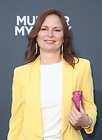 LOS ANGELES, CA - JUNE 10: Mary Lynn Rajskub, at the Los Angeles Premiere Screening of Murder Mystery at Regency Village Theatre in Los Angeles, California on June 10, 2019. <br /> CAP/MPIFS<br /> ©MPIFS/Capital Pictures