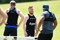 Josh Lewis of Bath Rugby in action. Bath Rugby pre-season skills training on June 22, 2017 at Farleigh House in Bath, England. Photo by: Patrick Khachfe / Onside Images