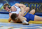 West Virginia vs South Dakota State University Wrestling