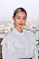 "LOS ANGELES, USA. June 11, 2019: Shioli Kutsuna at the photocall for ""Murder Mystery"" at the Ritz Carlton, Marina del Rey.<br /> Picture: Paul Smith/Featureflash"
