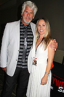 Barry Bostwick, Christy Oldham<br /> at the 'DemiGoddess Vape' Celebrity Lounge hosted by PhotoMundo Publishing, Westin Los Angeles Airport Hotel, Los Angeles, CA 07-09-16