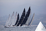 Start of 2015 Rolex Farr 40 North American Championship in Santa Barbara