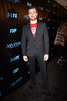 "ATLANTA, GA - FEBRUARY 26: Matthew Barnes attends a screening of FX's ""Atlanta, Robbin' Season"" at Starlight Six Drive In on February 26, 2018 in Atlanta, Georgia.(Photo by Tonya Wise/FX/PictureGroup)"