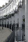 Housing. Pelham Cresent, London SW7 England 2009.  Royal Borough of Kensington and Chelsea.
