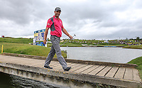 Padraig Harrington (IRL) steps onto the 15th during Round Two of the 100th Open de France, played at Le Golf National, Guyancourt, Paris, France. 01/07/2016. Picture: David Lloyd | Golffile.<br /> <br /> All photos usage must carry mandatory copyright credit (&copy; Golffile | David Lloyd)