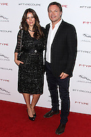 PLAYA VISTA, CA - NOVEMBER 19: Carolina Tong, Pete Tong at the 2015 Jaguar F-TYPE Coupe Global Debut held at Raleigh Studios on November 19, 2013 in Playa Vista, California. (Photo by Xavier Collin/Celebrity Monitor)