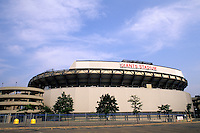 Sports Stadium NFL New York Giants Stadium in New Jersey.