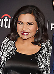 The Mindy Project & Future Man - 11th Annual PaleyFest Fall TV Previews Los Angeles 9-8-17