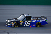 #16: Brett Moffitt, Hattori Racing Enterprises, Toyota Tundra ADVICS /AISIN GROUP