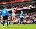 110115 Arsenal v Stoke City
