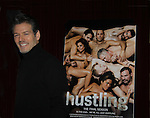 "Days of Our Lives Kevin Spirtas stars in the third and final season of ""Hustling"" and attend the screening on December 16, at the Tribeca Cinemas, New York City, New York. The evening had a red carpet, cocktails and the screening. (Photo by Sue Coflin/Max Photos)"