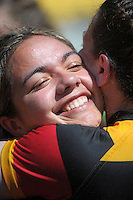 141011 Women's Provincial Championship Rugby - Wellington v Waikato
