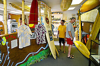 "The Surf Museum is a """"must see"""" for those with a keen interest in the sport. Located in the Northshore Marketplace near the town of Haleiwa,Oahu. Gifts also available."