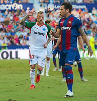 2018.09.30 La Liga Levante UD VS Alaves