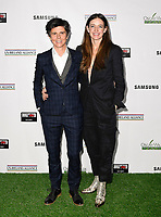 06 February 2020 - Santa Monica, California - Tig Notaro and Stephanie Allyn. US-Ireland Alliance Hosts the 15th Annual Oscar Wilde Awards held at J.J. Abrams Bad Robot Studios. Photo Credit: Dave Safley/AdMedia