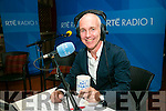 RTE Radio 1's Ray D'arcy   live from the Skellig Hotel Dingle on Tuesday