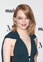 WEST HOLLYWOOD, CA - JANUARY 11: Emma Stone at Marie Claire's Third Annual Image Makers Awards at Delilah LA in West Hollywood, California on January 11, 2018. <br /> CAP/MPI/FS<br /> &copy;FS/MPI/Capital Pictures