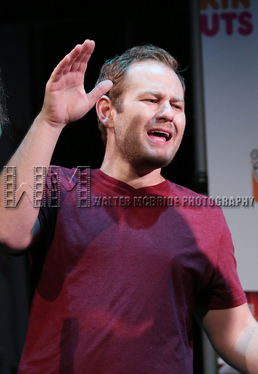 'Julian Po' featuring Chad Kimball Performing at The New York Musical Theatre Festival - Special Preview at The Studio Theatre on July 2, 2013 in New York City.