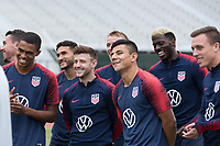 USMNT Training, October 13, 2019