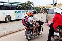 street life,Siem Reap <br /> , Cambodia<br /> <br /> PHOTO :  Agence Quebec Presse<br /> <br /> <br /> <br /> <br /> <br /> PHOTO : Agence Quebec Presse