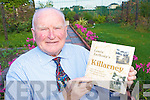 Killarney photographer Paddy McMonagle with his new book 'Louis Anthony's Killarney Selected Images of 100 Vintage Postacards of Killarney'