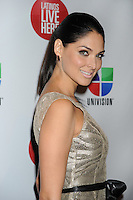 Blanca Soto at the Univision Upfront 2012 reception at Cipriani 42nd Street on May 15, 2012 in New York City. ©mpi01/MediaPunch Inc