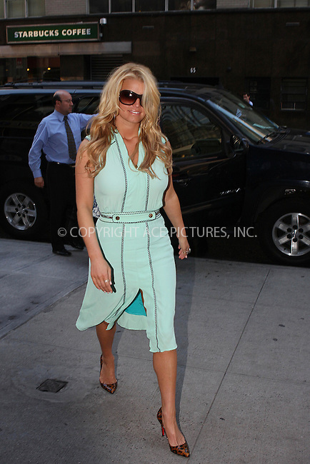 WWW.ACEPIXS.COM . . . . .  ....July 25 2008, New York City....Actress Jessica Simpson went to a store in midtown Manhattan on July 25 2008 in New York City....Please byline: STAN ROSE- ACE PICTURES.... *** ***..Ace Pictures, Inc:  ..tel: (646) 769 0430..e-mail: info@acepixs.com..web: http://www.acepixs.com