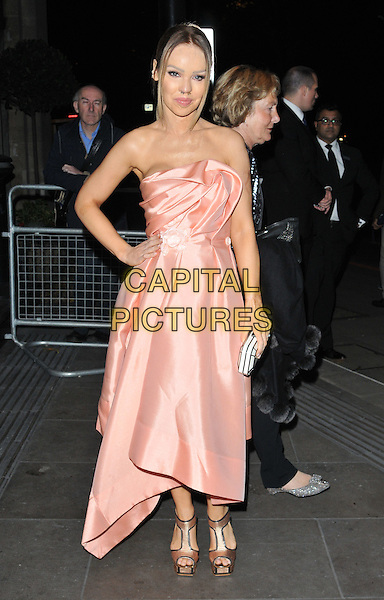 Katie Piper attends the Music Industry Trusts Award 2015, Grosvenor House Hotel, Park Lane, London, England, UK, on Monday 02 November 2015. <br /> CAP/CAN<br /> &copy;Can Nguyen/Capital Pictures