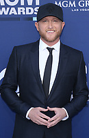 07 April 2019 - Las Vegas, NV - Cole Swindell. 54th Annual ACM Awards Arrivals at MGM Grand Garden Arena. Photo Credit: MJT/AdMedia<br /> CAP/ADM/MJT<br /> &copy; MJT/ADM/Capital Pictures