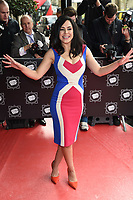 Lucy Verasamy at the TRIC Awards 2017 at the Grosvenor House Hotel, Mayfair, London, UK. <br /> 14 March  2017<br /> Picture: Steve Vas/Featureflash/SilverHub 0208 004 5359 sales@silverhubmedia.com