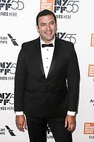 Raul Torres bei der Premiere von 'Wonderstruck' auf dem 55. New York Film Festival in der Alice Tully Hall. New York, 07.10.2017