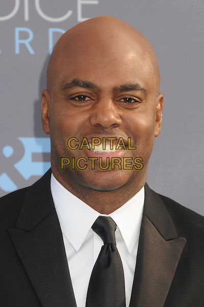 17 January 2016 - Santa Monica, California - Kevin Frazier. 21st Annual Critics' Choice Awards - Arrivals held at Barker Hangar. <br /> CAP/ADM/BP<br /> &copy;BP/ADM/Capital Pictures
