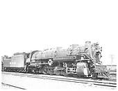 D&amp;RGW #1402 in Pueblo.<br /> D&amp;RGW  Pueblo, CO  Taken by Payne, Andy M. - 5/2/1955