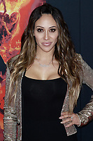 NEW YORK, NY - APRIL 9: Melissa Gorga  at NY Special Screening of HELLBOY at AMC Lincoln Square  on April 9, 2019 in New York City. <br /> CAP/MPI99<br /> ©MPI99/Capital Pictures