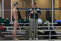 Eastern Michigan University Men's Swim Team @ OSU February 4th, 2011.