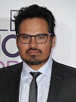 www.acepixs.com<br /> <br /> January 18 2017, LA<br /> <br /> Michael Pena arriving at the People's Choice Awards 2017 at the Microsoft Theater on January 18, 2017 in Los Angeles, California.<br /> <br /> By Line: Peter West/ACE Pictures<br /> <br /> <br /> ACE Pictures Inc<br /> Tel: 6467670430<br /> Email: info@acepixs.com<br /> www.acepixs.com